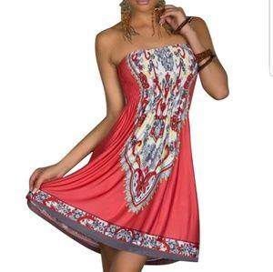 Dresses & Skirts - Very soft dress 1 day sale